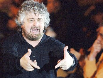 Cosa potrebbe fare Grillo a Veltroni…