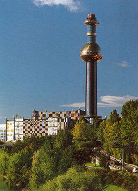 inceneritore termovalorizzatore di Vienna