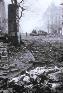 Stalin schiacciò nel sangue la rivolta di Budapest nel 1956