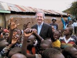 Molti avrebbero voluto vedere Veltroni in Africa