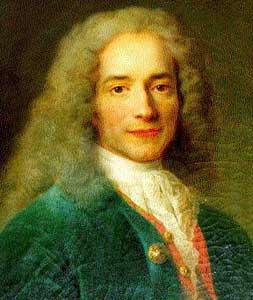 Voltaire sarebbe stato veramente pronto a morire per difendere l'altrui libertà d'espressione?