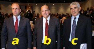 Alfano Bersani Casini, il trio che tiene in piedi il Governo tutto tasse e spesa pubblica di Monti