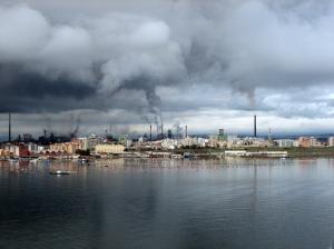 I Magistrati scoprono che le fabbriche inquinano